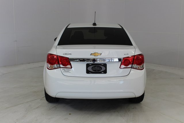 2016 Chevrolet Cruze Limited LTZ Sedan ECOTEC 1.4L I4 SMPI DOHC Turbocharged VVT Engine 4 Door FWD Automatic