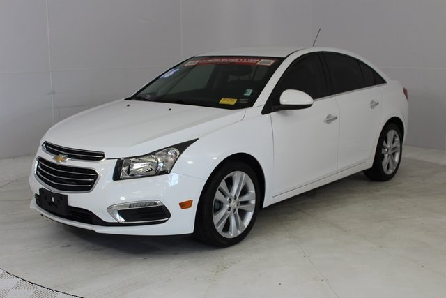 2016 Chevrolet Cruze Limited LTZ ECOTEC 1.4L I4 SMPI DOHC Turbocharged VVT Engine Automatic Sedan
