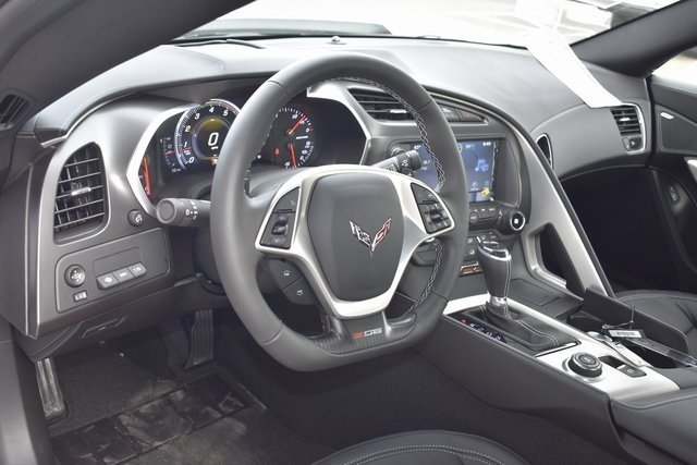2019 Chevy Corvette Z06 1LZ Coupe V8 Supercharged Engine 2 Door RWD Automatic