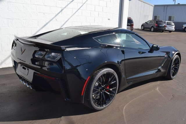 2019 Chevrolet Corvette Z06 2LZ RWD Automatic V8 Supercharged Engine Coupe 2 Door