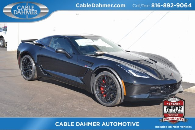 2019 Chevy Corvette Z06 2LZ RWD Coupe 2 Door Automatic V8 Supercharged Engine