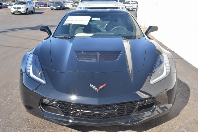 2019 Chevy Corvette Z06 2LZ Automatic RWD V8 Supercharged Engine