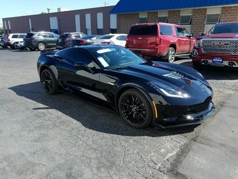 2015 Chevy Corvette Z06 2LZ 2 Door V8 Engine Coupe Automatic RWD