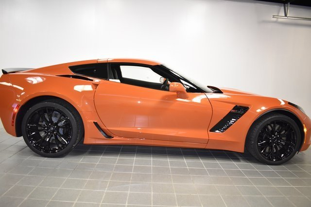 2019 Chevrolet Corvette Z06 2LZ 2 Door RWD V8 Supercharged Engine