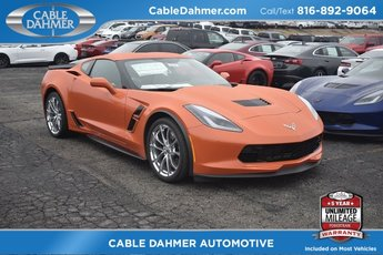 2019 Chevrolet Corvette Grand Sport 2LT Automatic 2 Door 6.2L V8 Engine Coupe