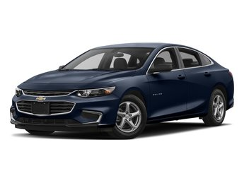 2018 Chevrolet Malibu LS Sedan FWD 4 Door 1.5L DOHC Engine Automatic