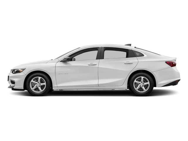2018 Summit White Chevrolet Malibu LS Sedan FWD Automatic 4 Door