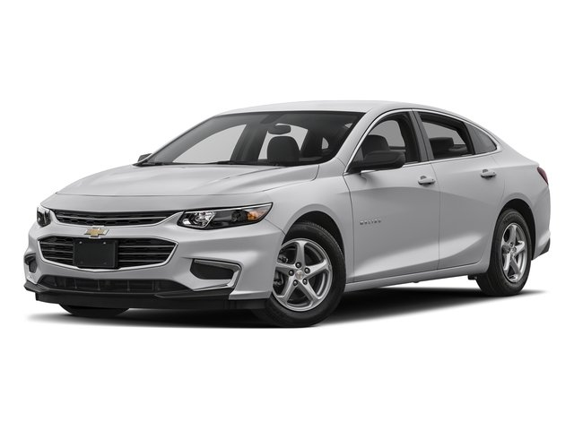 2018 Chevy Malibu LS FWD 1.5L DOHC Engine Sedan Automatic 4 Door