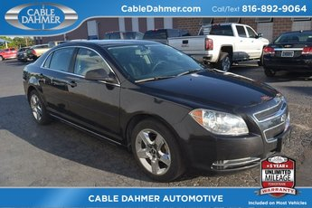 2010 Brown Chevy Malibu LT w/1LT Automatic ECOTEC 2.4L I4 MPI DOHC VVT 16V Engine 4 Door