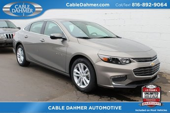 2018 Chevrolet Malibu LT 1.5L DOHC Engine Sedan Automatic FWD