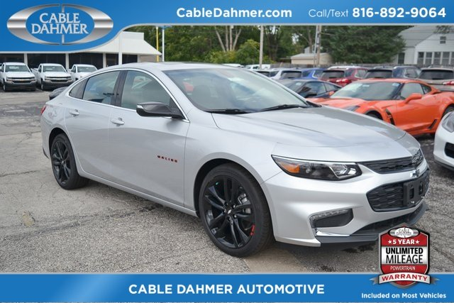 2018 Chevy Malibu LT Automatic 4 Door 1.5L DOHC Engine Sedan FWD