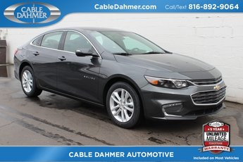 2018 Chevrolet Malibu LT Sedan Automatic 4 Door