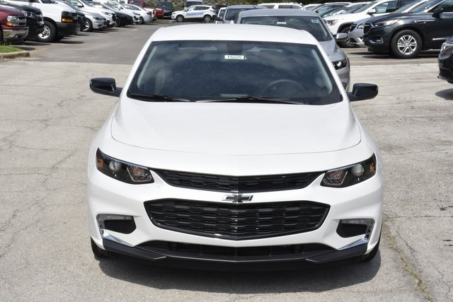 2018 Chevy Malibu LT 1.5L DOHC Engine Sedan Automatic 4 Door