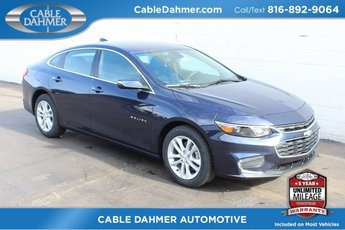 2018 Chevrolet Malibu LT Automatic 1.5L DOHC Engine 4 Door Sedan FWD
