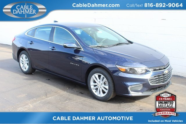 2018 Chevrolet Malibu LT 1.5L DOHC Engine Automatic Sedan 4 Door FWD