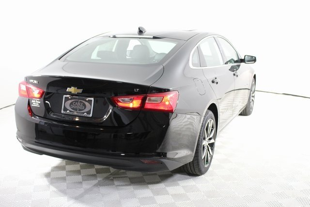 2018 Chevy Malibu LT 1.5L DOHC Engine 4 Door FWD Automatic