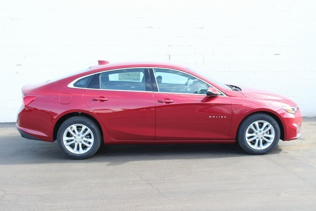 2018 Chevrolet Malibu LT 1.5L DOHC Engine FWD 4 Door