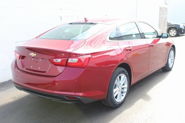 2018 Chevrolet Malibu LT Automatic Sedan FWD