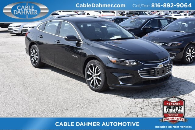 2018 Chevy Malibu LT 1.5L DOHC Engine Sedan FWD Automatic 4 Door