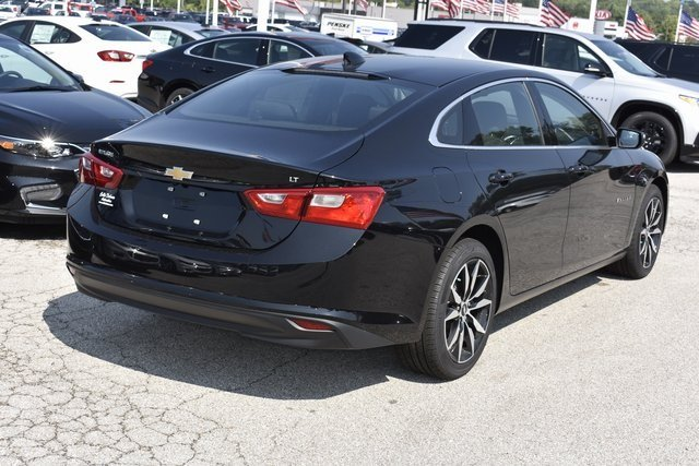 2018 Chevy Malibu LT 4 Door Sedan 1.5L DOHC Engine