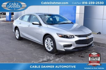 2018 Chevrolet Malibu LT 1.5L DOHC Engine Sedan FWD Automatic