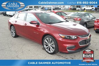 2018 Chevy Malibu LT Sedan Automatic FWD 1.5L DOHC Engine 4 Door