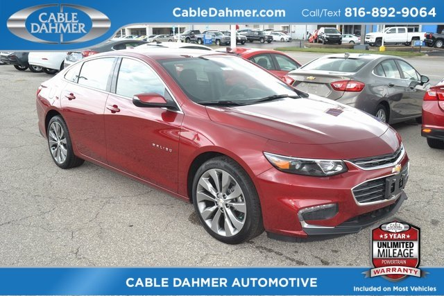 2018 Chevy Malibu LT Automatic 4 Door Sedan FWD