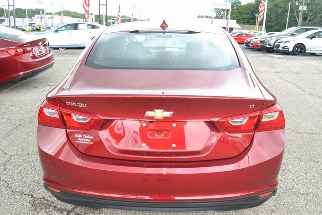 2018 Chevy Malibu LT FWD Automatic 4 Door Sedan