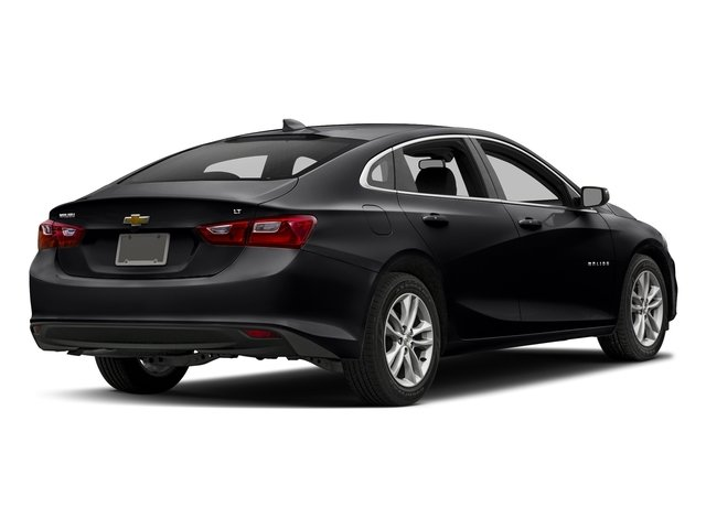 2018 Chevrolet Malibu LT 4 Door FWD 1.5L DOHC Engine Sedan