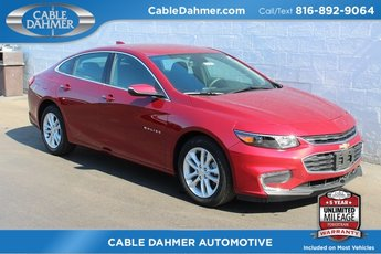2018 Chevrolet Malibu LT 1.5L DOHC Engine FWD Sedan