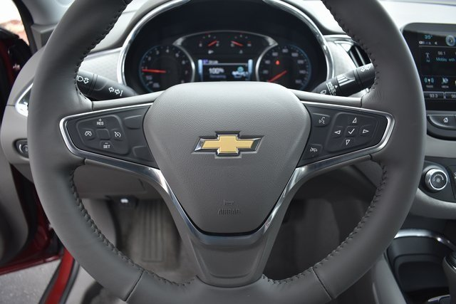2018 Chevy Malibu LT 1.5L DOHC Engine Sedan Automatic