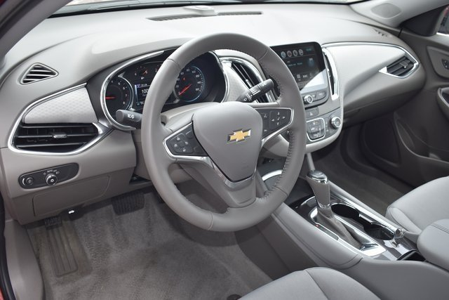 2018 Chevy Malibu LT Automatic FWD Sedan 4 Door