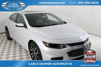 2018 Chevy Malibu LT 1.5L DOHC Engine Sedan FWD Automatic
