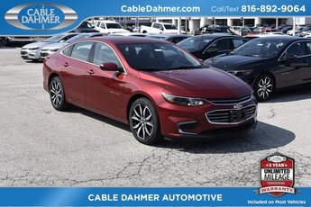 2018 Chevy Malibu LT 1.5L DOHC Engine Sedan FWD