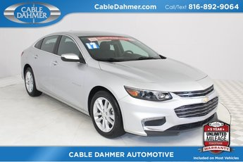 2017 Chevrolet Malibu LT 4 Door FWD Sedan Automatic
