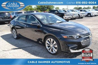 2018 Chevy Malibu Premier 4 Door Sedan FWD