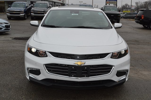 2018 Chevy Malibu Premier Automatic FWD 4 Door Sedan 2.0L 4-Cylinder DGI DOHC VVT Turbocharged Engine