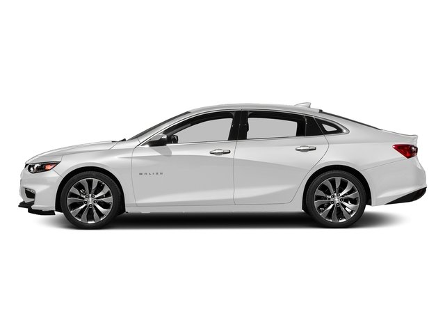 2018 Summit White Chevy Malibu Premier Automatic 2.0L 4-Cylinder DGI DOHC VVT Turbocharged Engine FWD