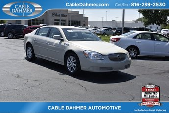 2010 Beige Buick Lucerne CXL Sedan 4 Door Automatic