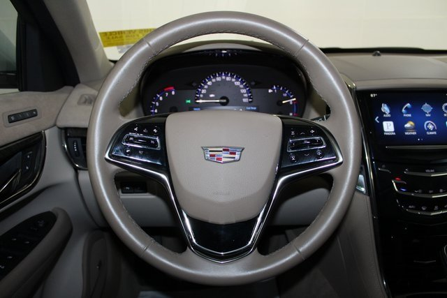 2015 Cadillac ATS Luxury RWD Automatic 4 Door Sedan RWD