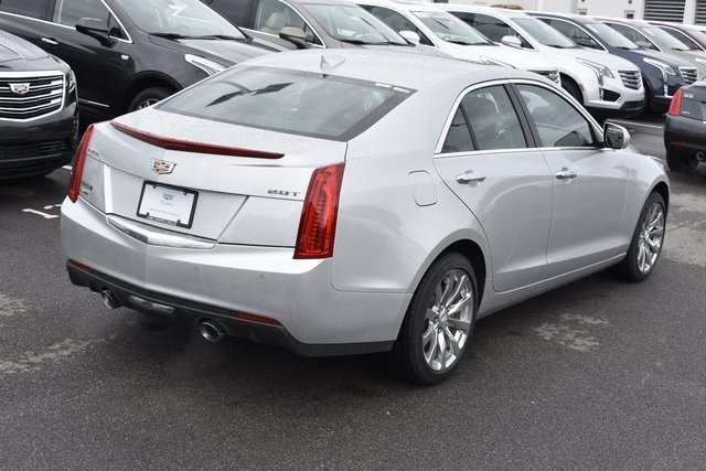 2018 Cadillac ATS Luxury AWD Sedan Automatic AWD 4 Door