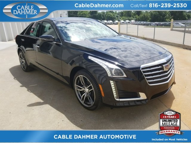 2018 Cadillac CTS Luxury AWD 3.6L 6-Cylinder Engine AWD Automatic Sedan 4 Door