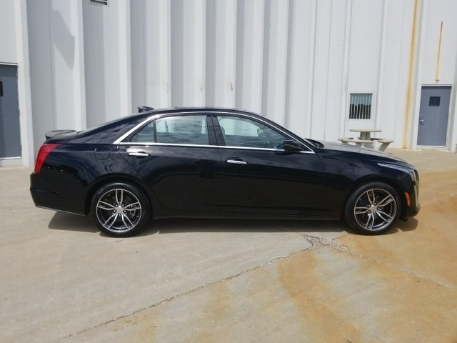 2018 Cadillac CTS Luxury AWD 3.6L 6-Cylinder Engine 4 Door Sedan Automatic AWD