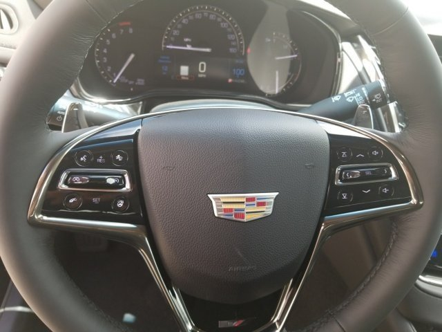 2018 Cadillac CTS Luxury AWD Automatic 3.6L 6-Cylinder Engine 4 Door