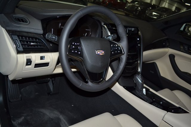 2018 Cadillac CTS Luxury AWD 4 Door 2.0L 4-Cylinder Turbocharged Engine AWD Automatic