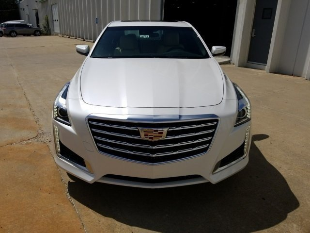 2018 Cadillac CTS Luxury AWD Sedan 2.0L 4-Cylinder Turbocharged Engine AWD Automatic