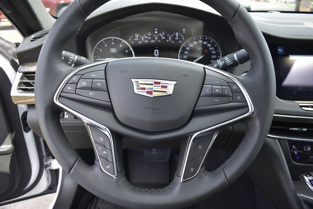 2018 Cadillac CT6 Luxury AWD Sedan 4 Door 3.6L 6-Cylinder Engine AWD