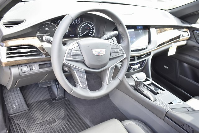 2018 Cadillac CT6 Luxury AWD 4 Door 3.6L 6-Cylinder Engine Sedan Automatic