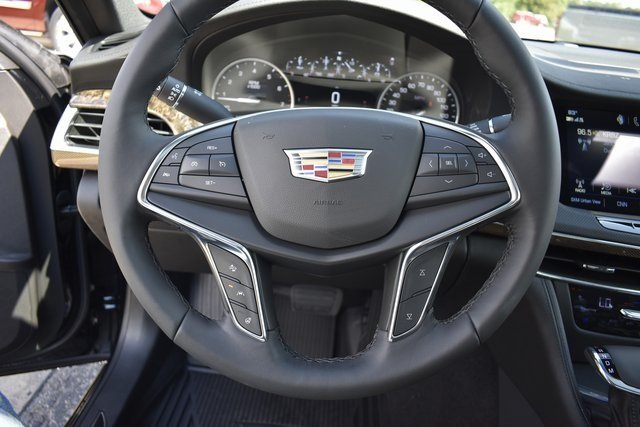 2018 Black Raven Cadillac CT6 Luxury AWD 4 Door 3.6L 6-Cylinder Engine AWD