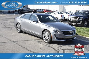 2018 Cadillac CT6 Luxury AWD Automatic 4 Door Sedan 3.6L 6-Cylinder Engine AWD